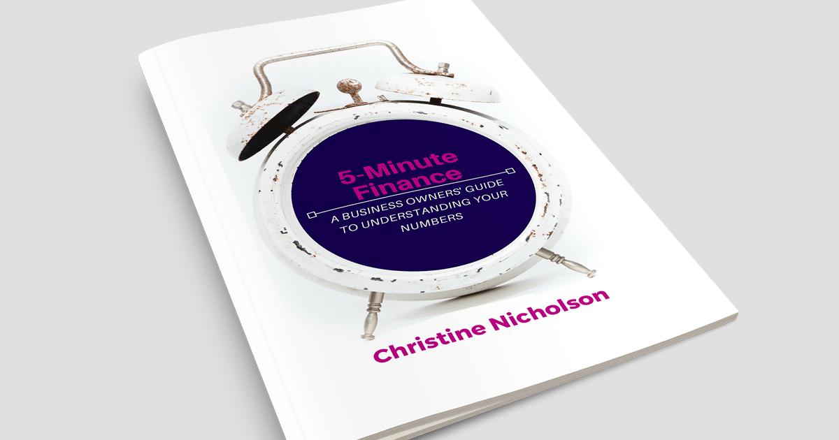 5-minute finance book