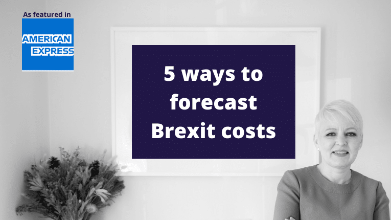 Five Ways to Forecast Brexit