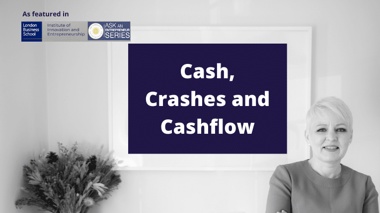 LBS x COE - cash crashes and cashflow