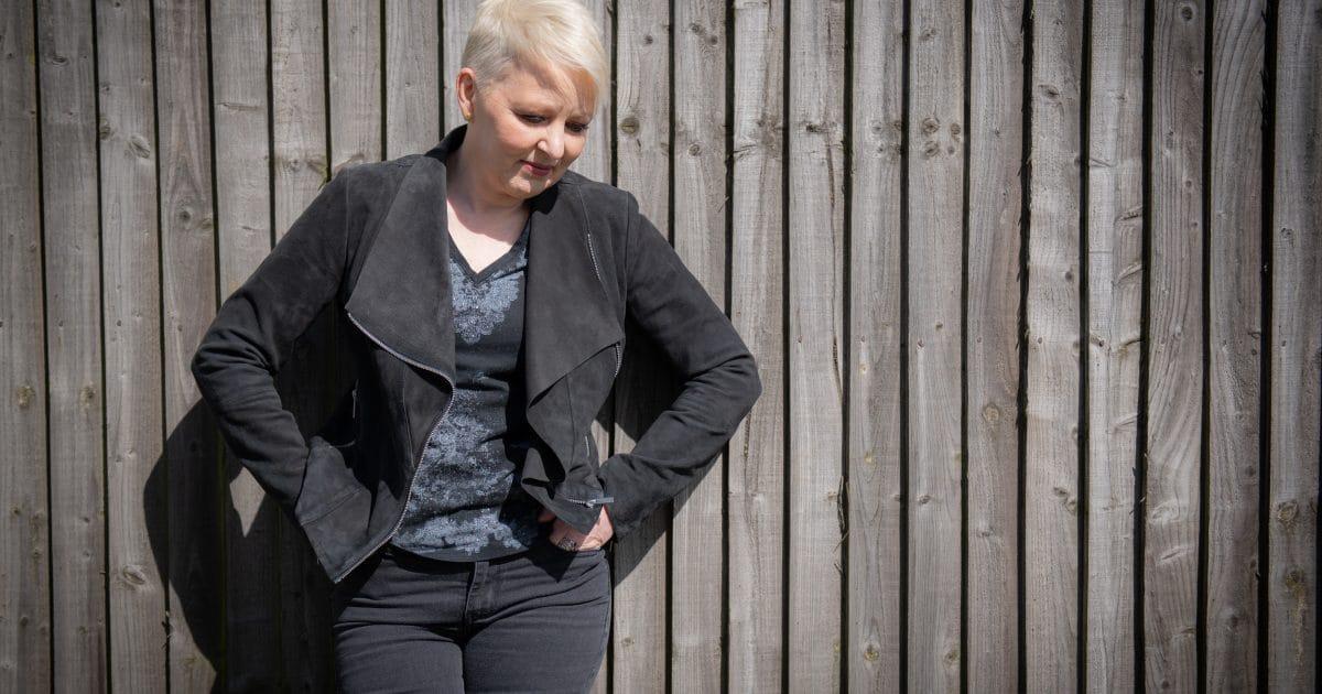 Christine Nicholson - in the wrong job